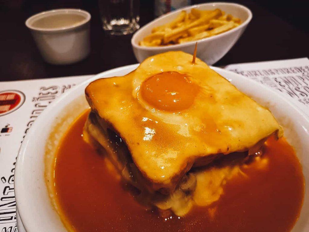 Restaurantes tradicionais em Porto