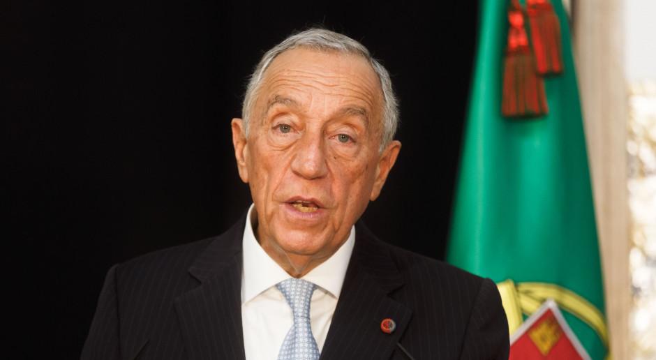 Rebelo de Sousa confirmou o Presidente