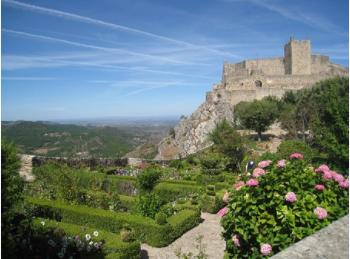 Castelo de Vide e Marvao duas cidades típicas da época medieval em Portugal