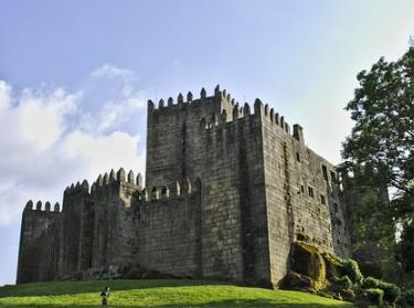 Guia turístico de guimaraes, portugal