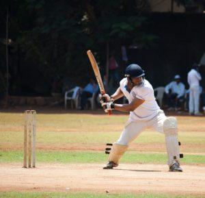 Distinção críquete contra basebol