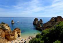 Lagos, um destino com algumas das melhores praias do Algarve